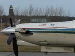 Nordholz Zivilflugplatz Piper PA-46-310P Malibu