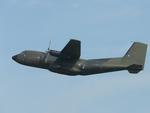 Nordholz C-160D Transall 51+02
