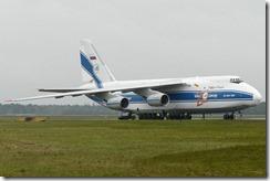 Nordholz Antonov 124-100 RA-82078 Volga-Dnepr