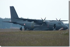 Nordholz CASA CN235M-200 62-IB French Air Force