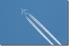 Inflight 747 United