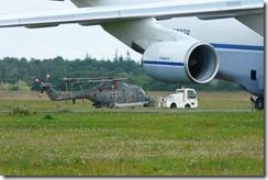 Antonov An124-100 UR 82029 Andonov Design Bureau  Lynx Mk.88A 83+11