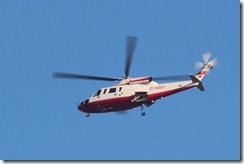 Nordholz Wiking Helikopter Service Sikorsky S-76B. D-HOSF