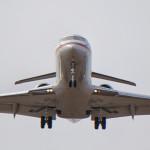 14+02 Bombardier Global 5000 (S/N 9404) Bombardier BD-700-1A11 Landeanflug