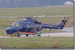 Lynx Mk.88A 83+20 Sonderlackierung