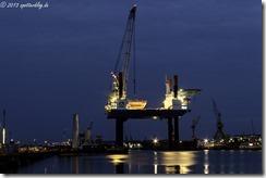 Bremerhaven Nachtbilder