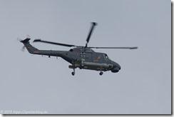 Lynx Mk.88A 83+06 mit Verkabelung am Heckausleger