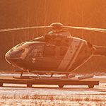 D-HCDL - Eurocopter EC135P2+ Sonnenlicht