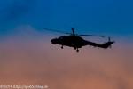 Sea Lynx MK.88A im Abendlicht