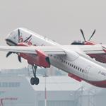 DHC-8-400 D-ABQL Air Berlin ausgeliefert am 16.04.2014