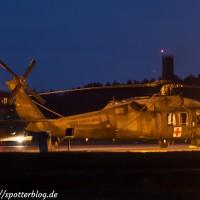 Black Hawk in Nordholz