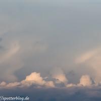 Wolken über Nordholz