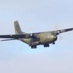 Nordholz C-160D Transall 50+67