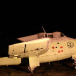 Nordholz Nachtbild Fairey Gannet