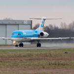 KLM CityhopperFokker 70 (F-28-0070) PH-WXA