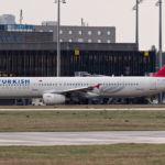 Airbus A321-231 TC-JRJ Turkish Airlines