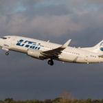 Boeing 737-524 UTair Aviation VQ-BJS