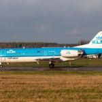 KLM CityhopperFokker 70 (F-28-0070) PH-WXC