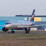 Airbus A320-214 Aeroflot VQ-BKU