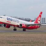 Air Berlin D-ABMF Boeing 737-86J(WL) oneworld