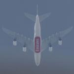 Inflight A380