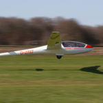 LS4 D-2707 C5 Sportflugplatz Tschonne
