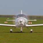 Aquila A210 D-EWTF Sportflugplatz