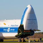 Antonov 124-100 RA-82044 Volga Dnepr