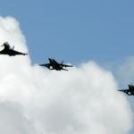 Formation Ef200 und F-18A+ F-18B+