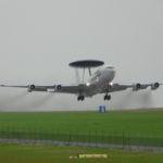 Nordholz E-3A Sentry AWACS NATO LX-N90451
