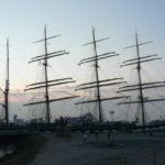 Bremerhaven Schiff Krusenstern
