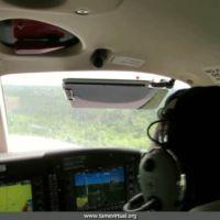 Flight Shell Mera - Ipiak - Juyukamentsa - Kapirna Ecuador Quest Kodiak 100 Tame Amazonia - HD