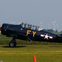 1942 NORTH AMERICAN AT-6