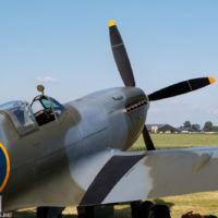 Spitfire HF Mk.IXe RR232